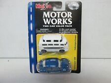 Maisto Motor Works VW Camper & VW 1300