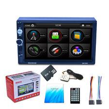 2Din TFT 7''MP5 Player FM Auto GPS Navigation mit Europa Karte+8GB Speicherkarte
