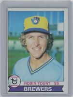 1979 Topps #95 ROBIN YOUNT (Brewers) HOF