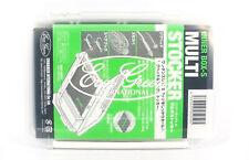 Evergreen Tackle Box Multi Stocker Clear 205 x 145 x 40mm (0595)