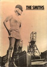 The Smiths / Morrissey 1985 Meat Is Murder Tour Program Book Booklet / Vg 2 Ex