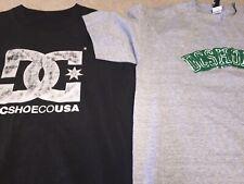 DC Shoe Co Vintage T Shirts Skateboarding