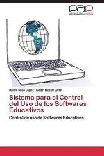 Sistema para el Control del Uso de los Softwares Educativos: Control de uso de S