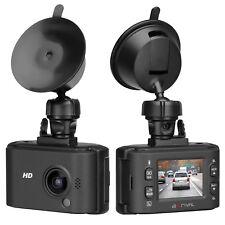 a-rival Car Cam CQN6 Kamera ̶ 2,1 Megapixel, 3,8 cm/1,5 Zoll Display, 512MB GPS