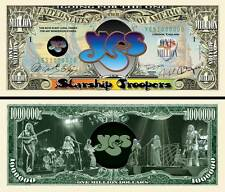 YES ~ Starship Troopers Million Dollar Bill Collectible Funny Money Novelty Note