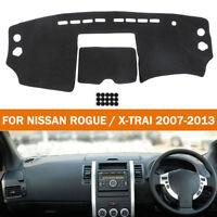 Car Dashmat Dashboard Dash Mat Cover Pad For Nissan X-Trail Xtrail T31 2007-2013