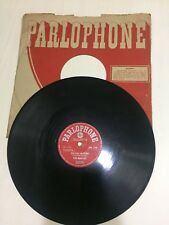 THE BEATLES INDIA prs Mega RARE 78 RPM I'll cry instead/Tell me why dpe172 ORIG