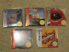 SAMMY HAGAR - JAPAN MINI LP SHM - COMPLETE SET - 5 CD - NEW - SAMMY HAGAR HSAS