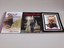 3 Spirit Ghost Signed Books Historical Fiction Great Gift Set Haunting Plymouth