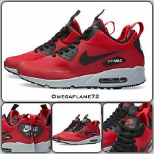 Nike Air Max 90 Sneaker Boot Mid SP Winter 806808-600 Sz UK 8.5, EUR 43, USA 9.5
