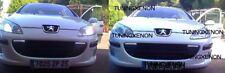 Set Aggiunta Fari Diurne a 8 LED per Peugeot 407