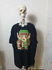 Zelda T Shirt Black XXL Lootcrate Nintendo 8-Bit