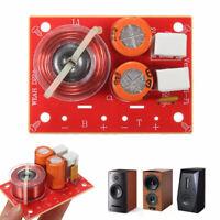 Speaker Kit Speaker Crossover Divider FrequencY Filter Stereo Bass Treble