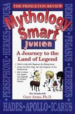 Princeton Review: Mythology Smart Junior: A Journey to the Land of Legend