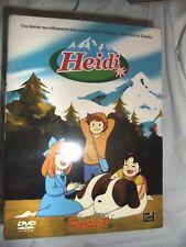 Heidi - Coffret 5 DVD - Partie 2 - 26 épisodes VF