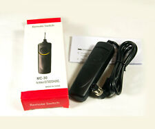 MC-30 Télécommande Déclencheur Cord Câble pour D850 D500 D5 D810 D800 D300