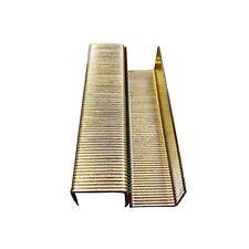 "meite 16GA 1"" Crown 1-1/4"" Leg Galvanized Construction Staple Heavy Wire Staples"