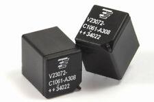 2 relais pour Fiat punto 188 moteur d'asservissement 09/99-11/02 direction assistée v23072c1061a308