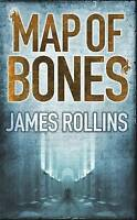 Map of Bones (SIGMA FORCE), Rollins, James, Very Good Book