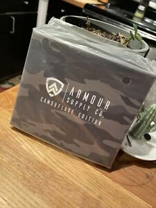"Armour Supply Co. Aluminum""the Ridge""Style Multi Tool, Key Holder. Camo Edition"