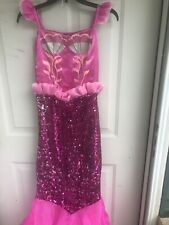 Mermaid  Costume Dress By Chasing Fireflys Size 12