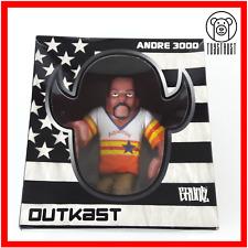 Outkast Gruntz Big Boi Vinyl Action Figure Boxed 2002 Stronghold Limited V1
