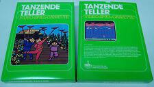 Tanzende Teller / Bailando placas Placa Atari 2600 * nuevo *
