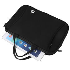 "VanGoddy Neoprene Tablet Sleeve Pouch Case Handle Carry Bag For 10.2"" Apple iPad"