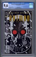 BATMAN ADVENTURES HOLIDAY SPECIAL #1 CGC 9.6 MR FREEZE BRUCE TIMM