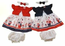 Garden Party Floral Dresses (0-24 Months) for Girls