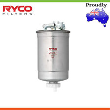 New * Ryco * Fuel Filter For FORD F250 RM Turbo 4.2L 6Cyl 7/2001 -On