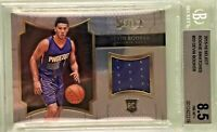 Devin Booker 2015-16 Panini Select Rookie Swatches /149 BGS 8.5