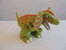 SURGE the Frilled Raptor Imaginext Adventures walking & roaring dinosaur 2006