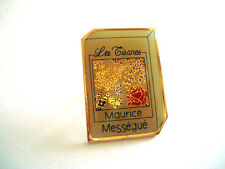 PINS RARE BOITE INFUSION LES TISANES MAURICE MESSEGUE