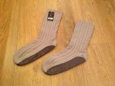 Wool Blend Fair Isle, Nordic Socks for Women