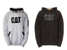 Caterpillar Technical Hooded Sweatshirt Tradesman Hoodie Sleeve Pocket