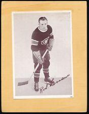 1935-40 Crown Brand Photos -#117 ROD LORRAINE (Montreal Canadiens) *Tough*