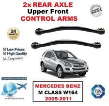 2x eje trasero Frontal Superior Brazos De Control Para Mercedes Benz Clase M