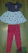 Girls set/outfit size 3-4 years NEW FREE P&P