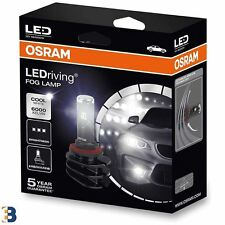 Osram LED H8/H11/H16 12V 13W PGJ19-X LEDriving Nebelscheinwerfer 66220CW Set