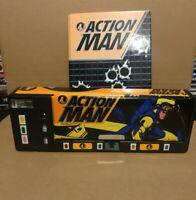 Action Man Mission File And Secret Pencil Case hasbro 1997