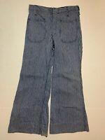 Vintage UFO  Denim Blue Jeans Size 28 Skater Punk Rave