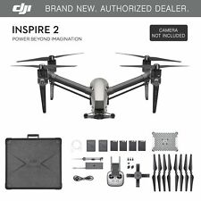 DJI Inspire 2 Drone - Goes up to 58mph! - Comes with carrying case! - NEW