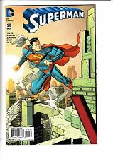 SUPERMAN #50, JOHNSON 1:100 CONNECTING VARIANT, New, DC NEW 52 (2016)