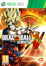 Dragon Ball XV Xenoverse Xbox 360 It Import Namco