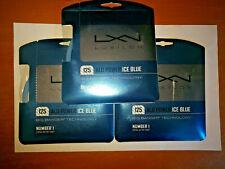 Luxilon Alu Power (Big Banger), Ice Blue 17G (x3)