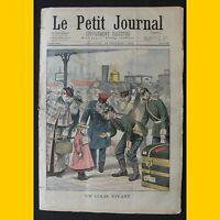 LE PETIT JOURNAL Supplément illustré Guerre civile en Colombie 19 octobre 1902