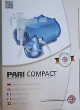 Pari Compact Inhaliergerät mit Zubehör top Zustand / Pari Boy / Inhalator