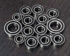 (14pcs) KYOSHO MAXXUM FF Rubber Sealed Ball Bearing Set
