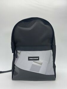 Freitag F601 MALCOLM Student Backpack 2020 Black and White print